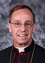 Archbishop-designate Charles C. Thompson