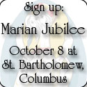 Marian Jubilee on October 8 for the Year of Mercy